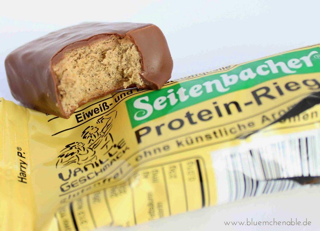 Proteinriegel Vergleich Seitenbacher
