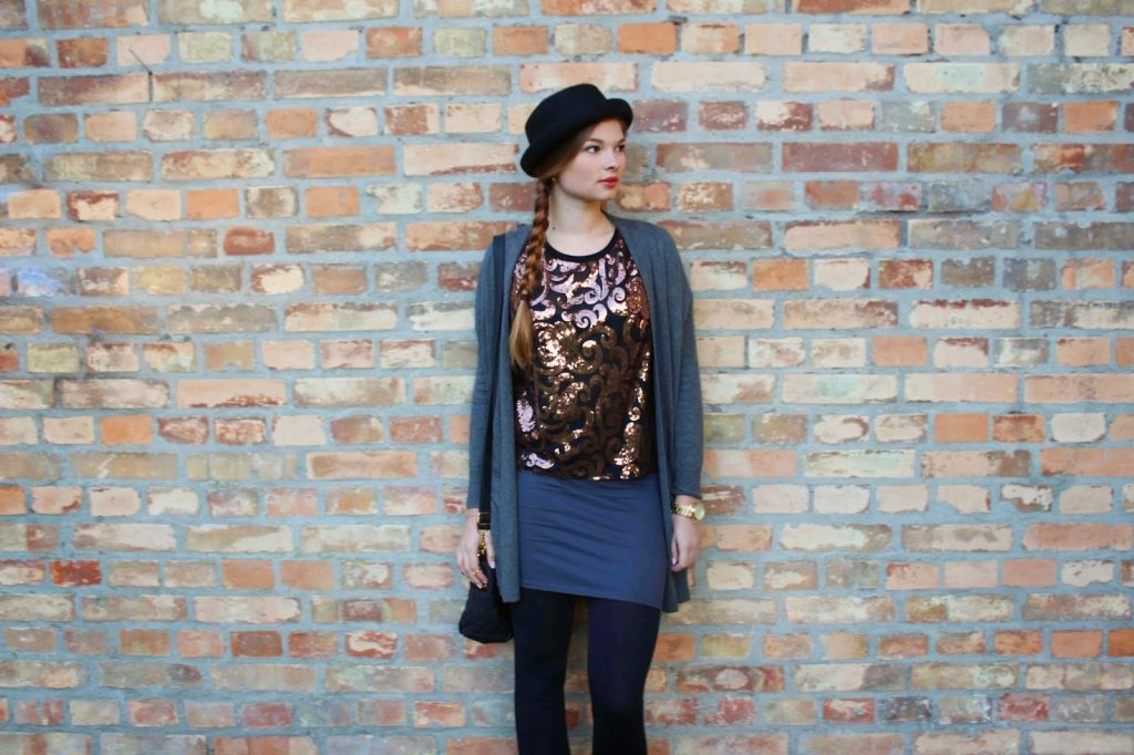 Primark Outfit Herbst Winter 2014 Hut