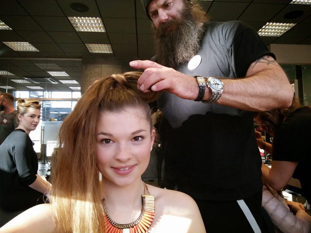 Rossmann Blogger Event Isana Professional Haarpflege