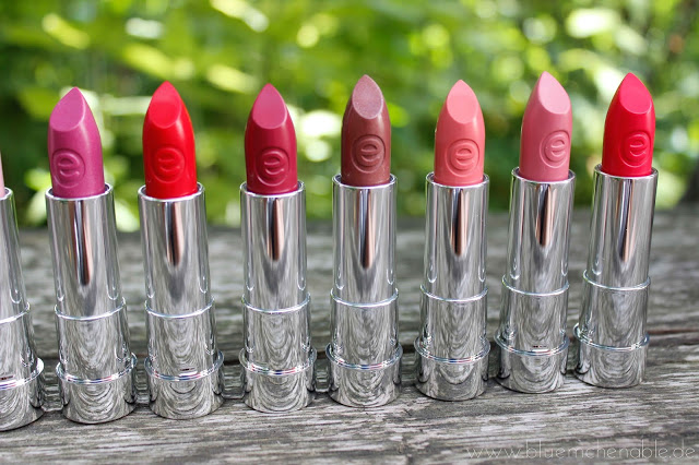 essence Neuheiten Lippenprodukte